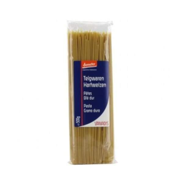 Demeter-Spaghetti-Vollkorn-500g