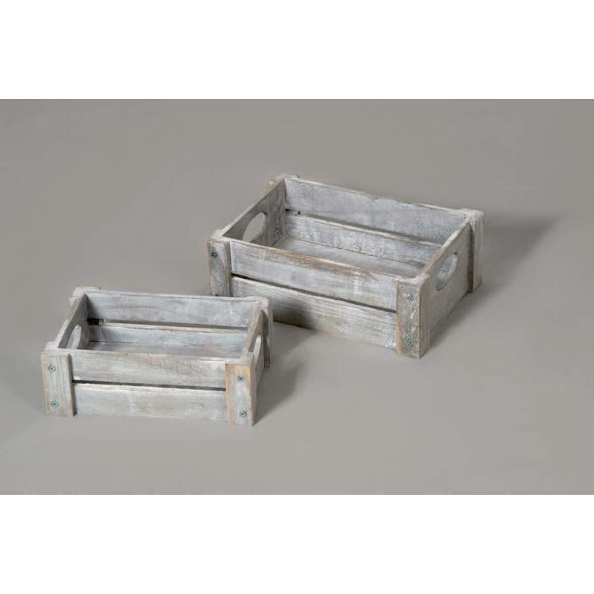 Holzkistli-grau-gekalkt