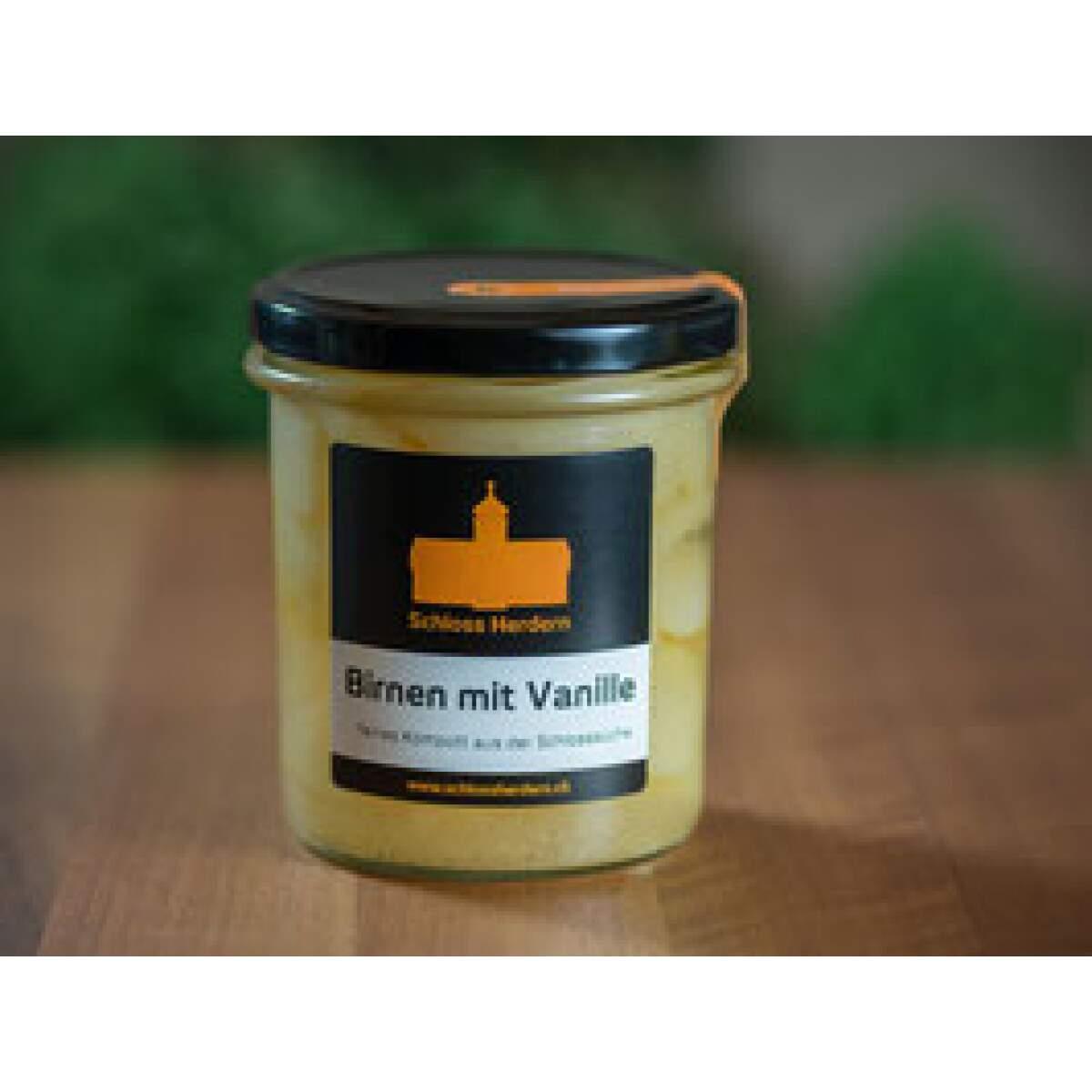 Kompott-Birnen-mit-Vanille
