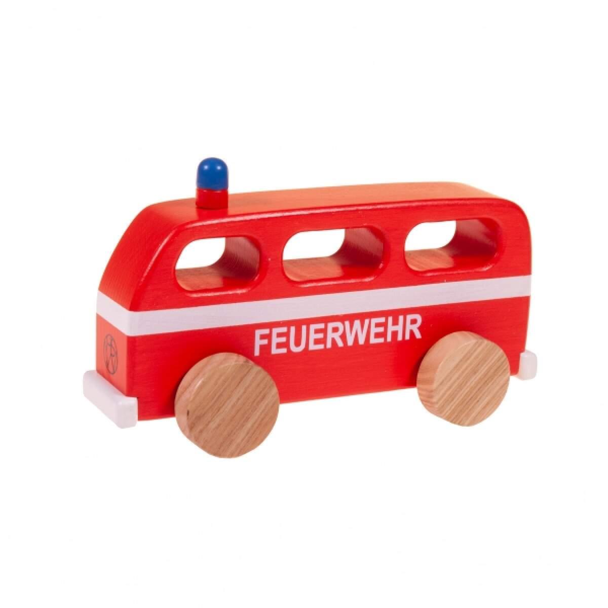 Kultbus-Feuerwehr