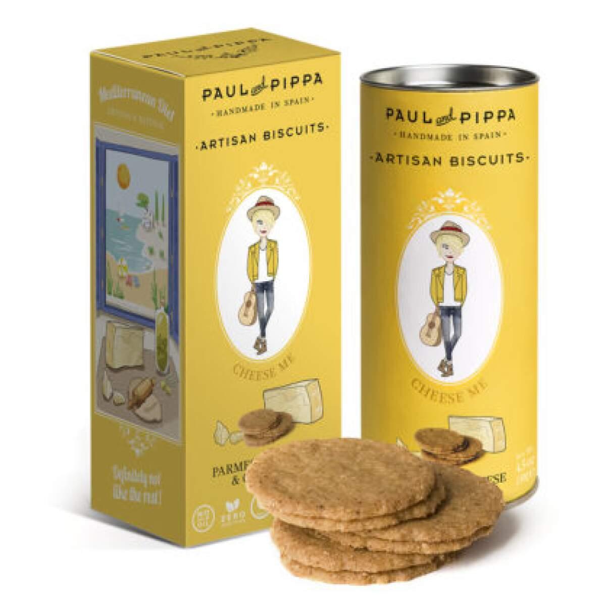 Parmesancrackers