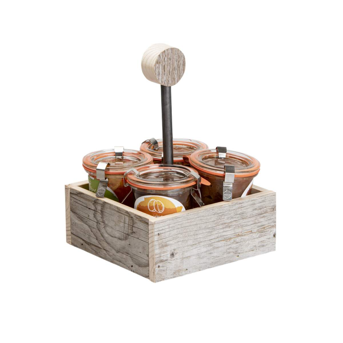 Recyclingholz-Servierbox-mit-Chutneys
