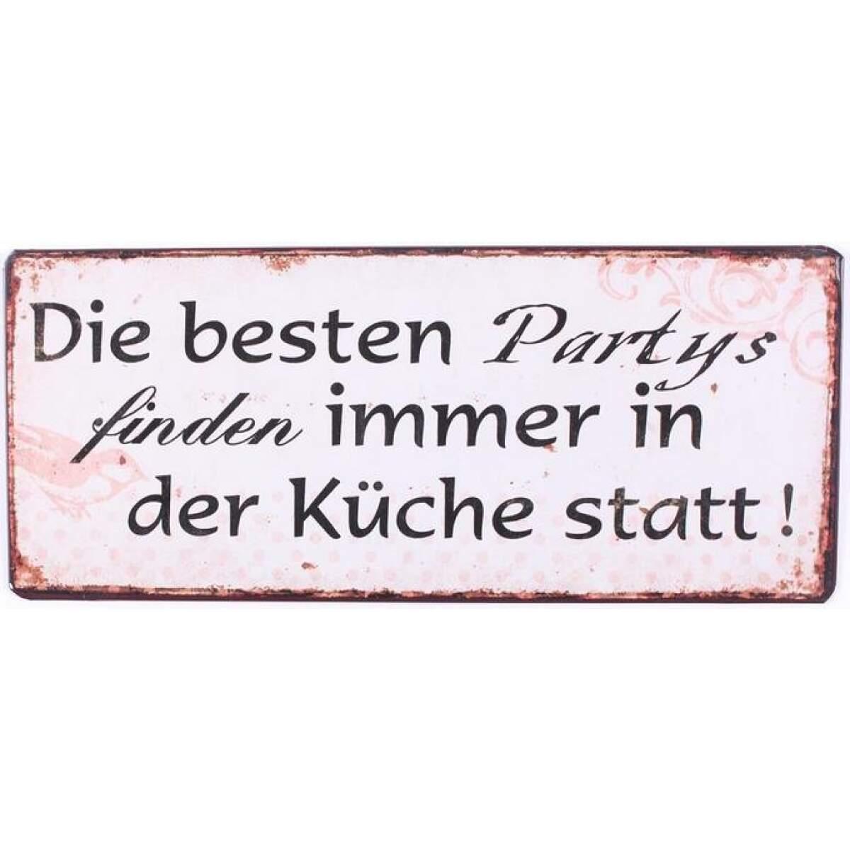 Schild-Die-besten-Partys